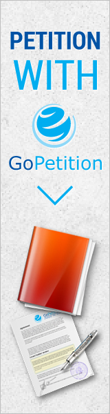 Petition with GoPetition