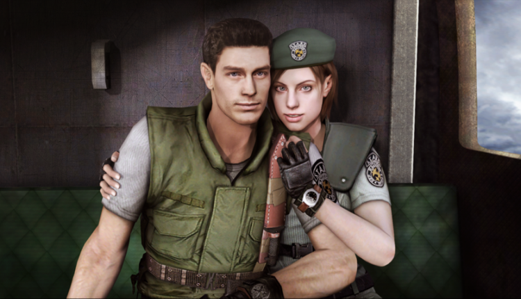 Sign Petition Make Chris Redfield And Jill Valentine From