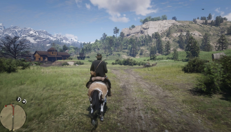 Sign petition: Red Dead Redemption 2_PS4 Pro