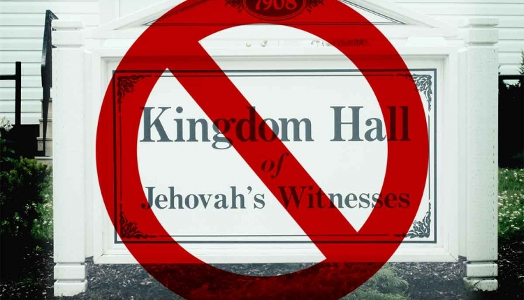 Sign petition: Ban Jehovah's Witnesses · GoPetition com