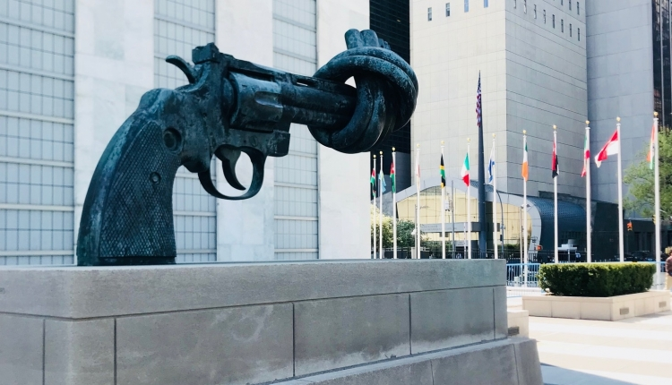 Petition · Global Youth Petition on Arms Control · GoPetition.com