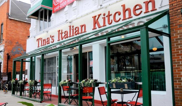 Petition reopen tinas italian kitchen hamburg ny for Italian kitchen to go