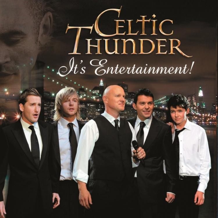 celtic thunder tour 2020