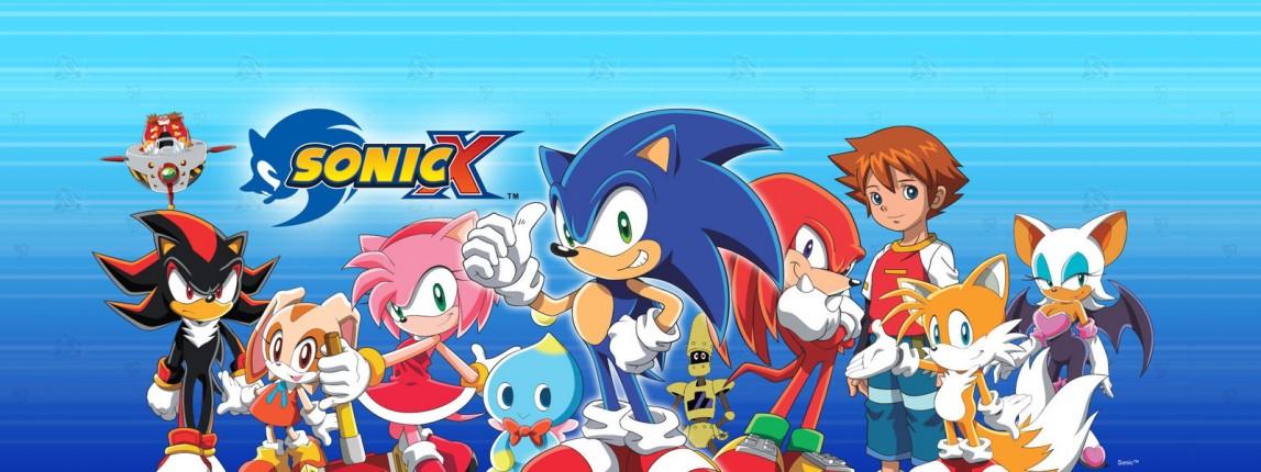 Sign petition: Sonic X Season 3 · GoPetition com