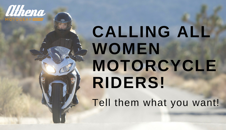 Sign Petition Women Riders Need Better Gear Gopetition Com