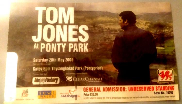 Tom Jones Tour 2020 Sign petition: Tom Jones 2020 Homecoming Birthday Gig · GoPetition.com