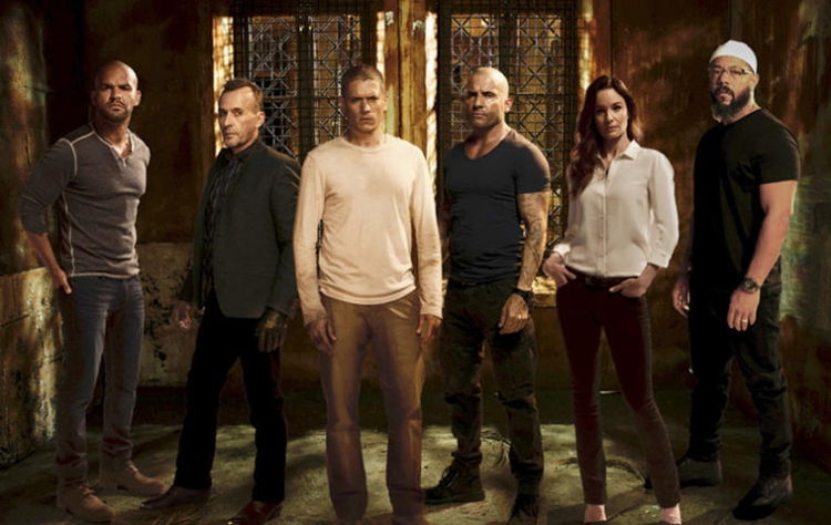 Prison Break Staffel 1 Deutsch