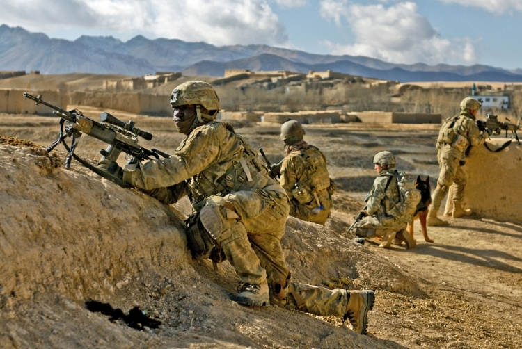 Sign petition: Allow the U S  military and highly trained